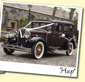 "1929 Hupmobile A Series � named ""Hup"""